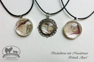 02 Schlichte Medaillons